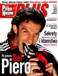 Alessandro Del Piero on the cover of Pi Ka No Na Plus (Poland) - June 2003