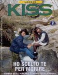 Ornella Pacelli on the cover of Kiss (Italy) - July 1996