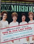 Janet Lennon on the cover of TV Radio Mirror (United States) - June 1970