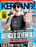 Kerrang Magazine [United Kingdom] (11 June 2011)