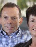 Tony Abbott and Margaret Abbott