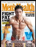 on the cover of Mens Health (Australia) - February 2013