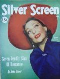 Loretta Young on the cover of Silver Screen (United States) - April 1952