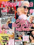 Pink on the cover of New Idea (Australia) - April 2013