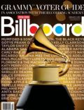 Adele, Anita Baker, Beyoncé Knowles, Carly Rae Jepsen, Fiona Apple, Katy Perry, Kelly Clarkson, Lupe Fiasco, Paul McCartney, Rihanna, Taylor Swift, Usher Raymond on the cover of Billboard (United States) - January 2013