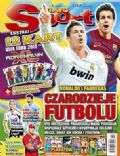 Cristiano Ronaldo on the cover of Bravo Sport (Poland) - March 2012