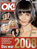 OK! Magazine [Germany] (23 December 2008)