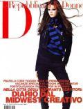 D La Repubblica Magazine [Italy] (November 2009)