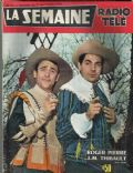 La semaine Radio Tele Magazine [France] (1 April 1962)
