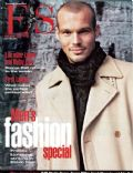 Fredrik Ljungberg on the cover of Evening Standard (United Kingdom) - October 2003