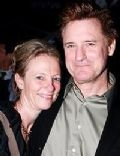 Bill Pullman and Tamara Hurwitz