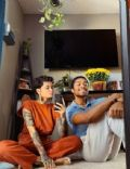 Kehlani and Javaughn Young-White