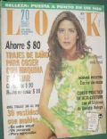 Laura Novoa on the cover of Look (Argentina) - November 1996