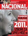 Nacional Magazine [Croatia] (20 April 2010)