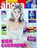 Ahora Magazine [Argentina] (25 October 2009)
