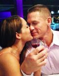 John Cena and Nicole Garcia