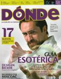 Donde Ir Magazine [Mexico] (January 2007)