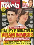 Minha Novela Magazine [Brazil] (3 October 2008)