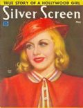 Carole Lombard on the cover of Silver Screen (United States) - May 1938