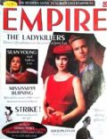 Dennis Quaid on the cover of Empire (United Kingdom) - June 1989