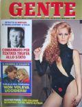 Gente Magazine [Italy] (28 March 1980)