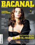 Sabrina Garciarena on the cover of Bacanal (Argentina) - April 2013
