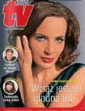 Anna Dereszowska on the cover of Program TV (United States) - May 2009