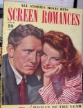 Screen Romances Magazine [United States] (March 1942)