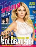 Blake Lively on the cover of TV Spielfilm (Germany) - February 2013