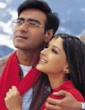 Ajay Devgan and Sonali Bendre