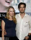 Yvonne Strahovski and Tim Loden