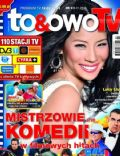 Lucy Liu on the cover of To and Owo (Poland) - January 2013