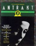 Zuhal Olcay on the cover of Antrakt (Turkey) - November 1991