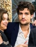 Laetitia Casta and Louis Garrel