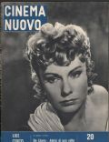 Cinema Nuovo Magazine [Italy] (1 October 1953)