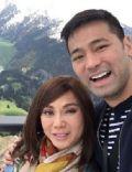 Dr. Hayden Kho and Dr. Vicki Belo