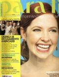 Andrea Del Boca on the cover of Para Ti (Argentina) - May 2001
