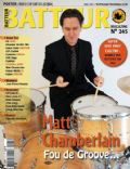 Batteur Magazine [France] (March 2011)