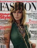 Fashion Magazine [Canada] (April 2005)