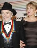 Merle Haggard and Theresa Ann Lane