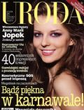 on the cover of Uroda (Poland) - January 2003