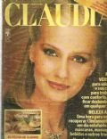 on the cover of Claudia (Brazil) - August 1980