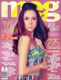 Julia Montes on the cover of Meg (Philippines) - May 2012
