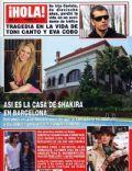 Hola! Magazine [Spain] (9 February 2011)