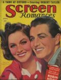 Screen Romances Magazine [United States] (April 1938)