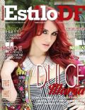 Dulce María on the cover of Estilo Df (Mexico) - May 2014