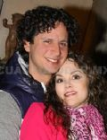 Tatiana and Alejandro Cervantes (novio)