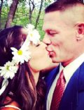 John Cena and Nicole Garcia