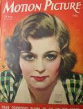 Margaret Sullavan on the cover of Motion Picture (United States) - July 1934