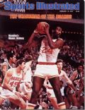 Moses Malone on the cover of Sports Illustrated (United States) - February 1979